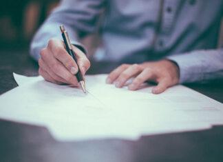 5 artykułów biurowych i papierniczych