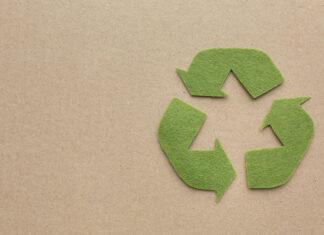 recykling tektury